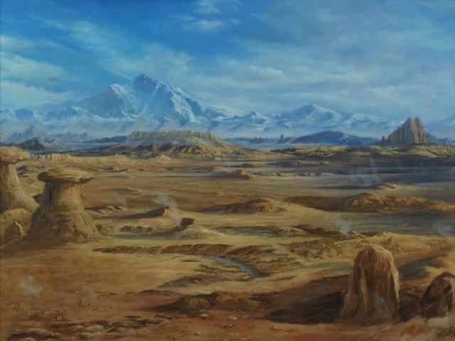 , 'The Desolation,' 2016, IX Gallery