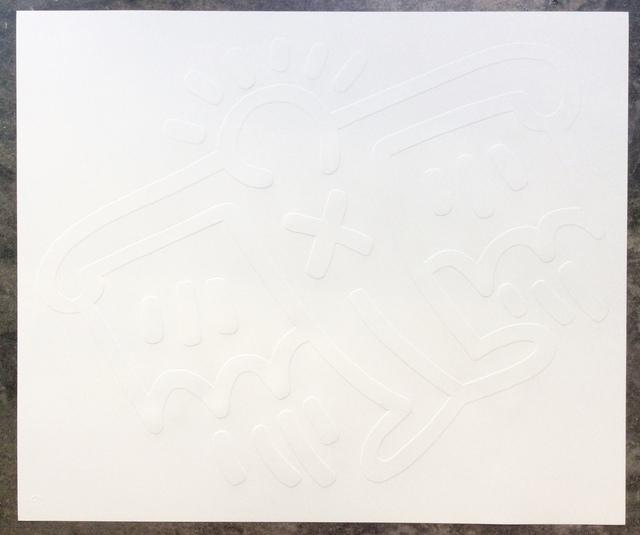 , 'X-Man (from the White Icons portfolio),' 1990, Joseph Fine Art LONDON