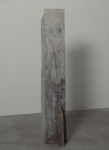 , '135,5 x 29 x 21 cm,' 1990, Galerie Isabella Czarnowska