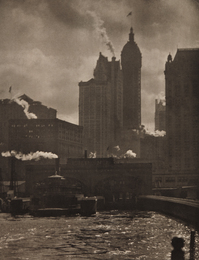 Alfred Stieglitz, 'The City of Ambition,' 1910, Phillips: The Odyssey of Collecting