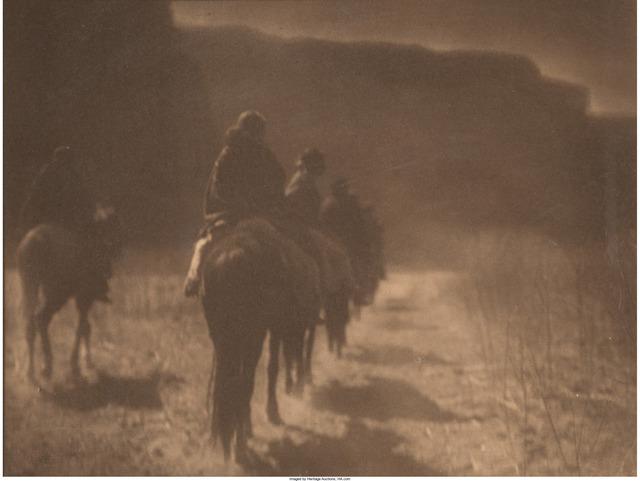 Edward Sheriff Curtis, 'The Vanishing Race', 1904, Heritage Auctions
