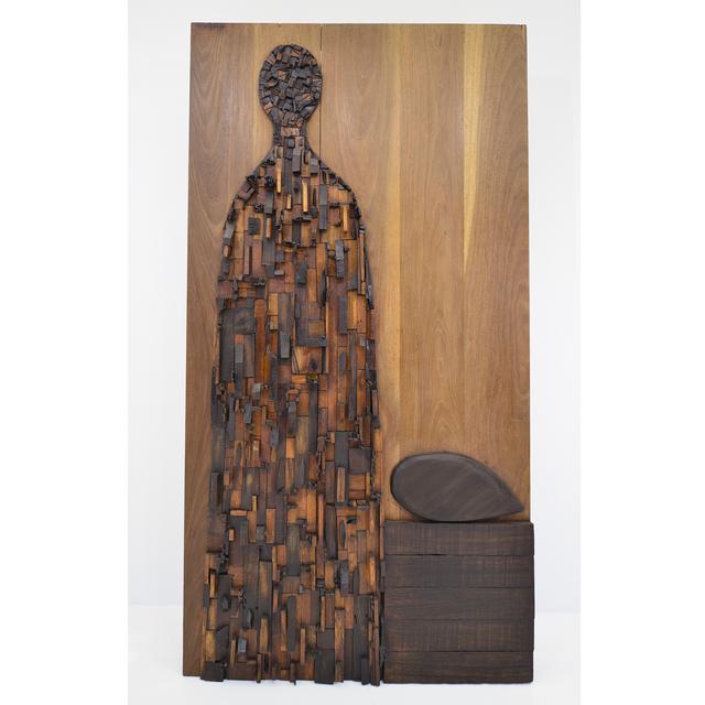 ", 'Waldemar Sjölander ""Mujer Oaxaqueña"",' 1962, Parada 54"