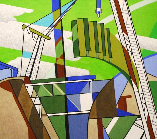 , 'I-471,' 2000, Caldwell Gallery Hudson