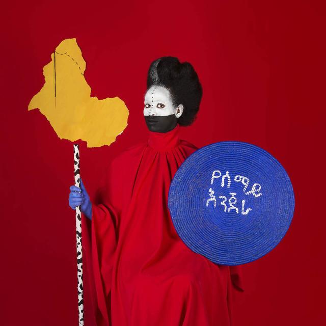 Aida Muluneh, 'THE RED HOUR (MEMORIES IN DEVELOPMENT SERIES)', 2017, Photography, ARCHIVAL DIGITAL PRINT, VIVIANEART