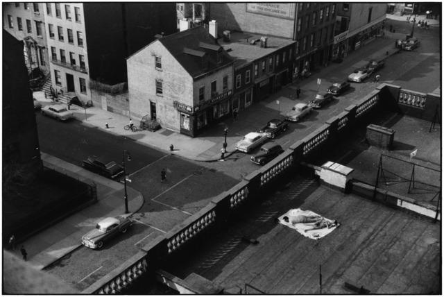 Elliott Erwitt, 'New York City', 1954, Huxley-Parlour