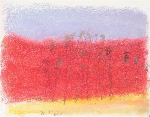 , 'Luscious Red,' 2014, Galerie de Bellefeuille
