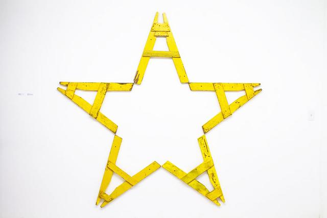 , 'Ensayo para una isla estrella,' 2014, Instituto de Visión