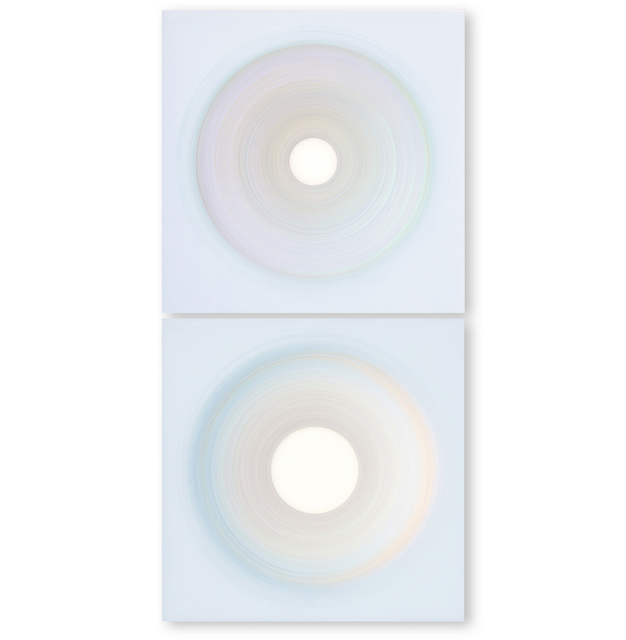 , 'Blue Prismatic Pair 2,' , Christopher Martin Gallery