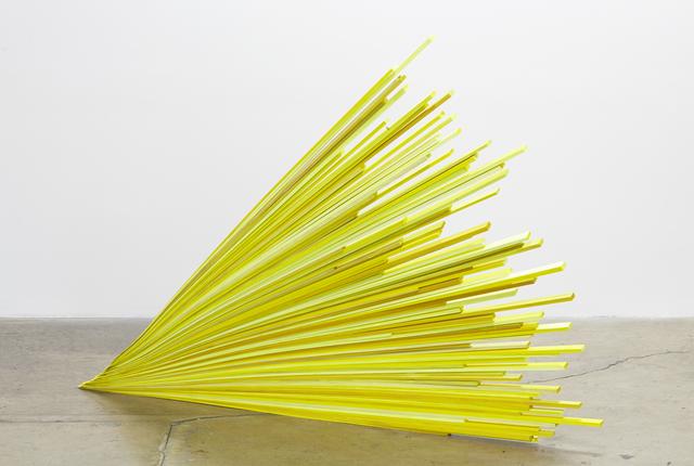 Jamison Carter, 'Big Yellow Sun', 2013, Klowden Mann