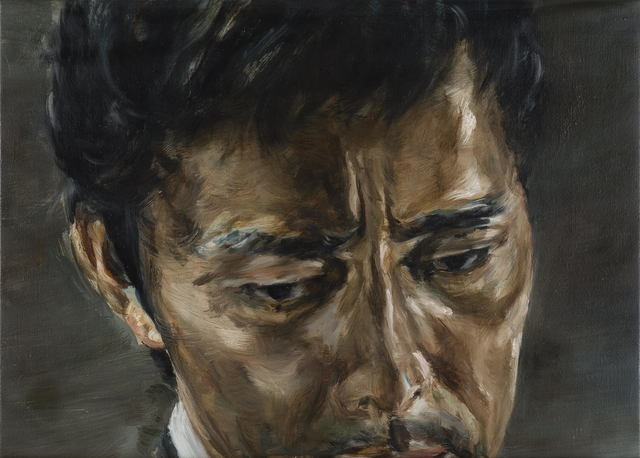 , 'Old-fashioned Man,' 2015, HDM Gallery