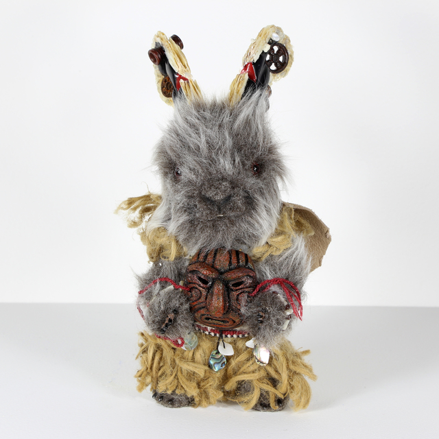 , 'Rabbit God,' 2017, GALLERY MoMo