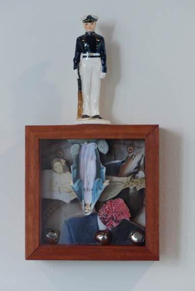 , 'Honor and Duty,' 2012, Galleria Ca' d'Oro