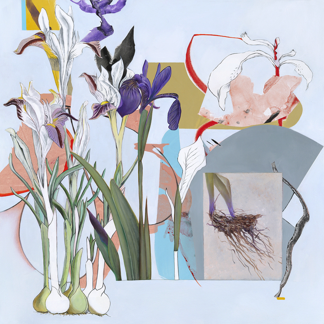 Fiona Ackerman, 'Fleur de Luce', 2019, Oeno Gallery
