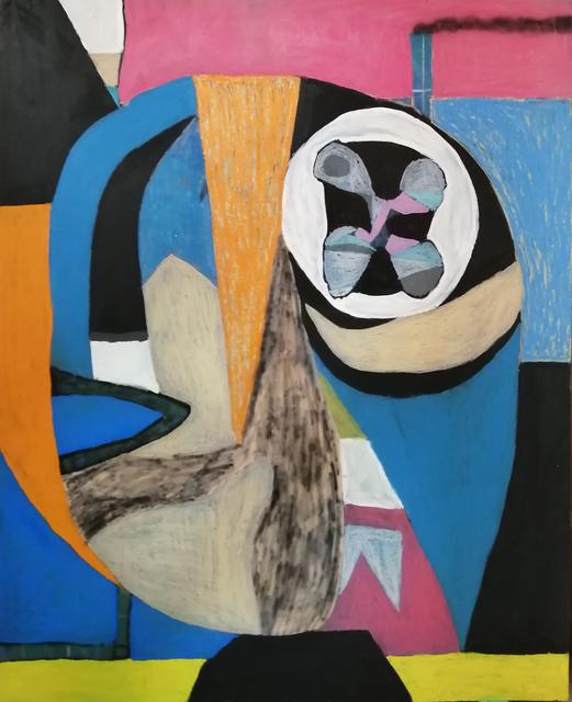 Yann Gerstberger, 'Untitled', 2019, Galería OMR