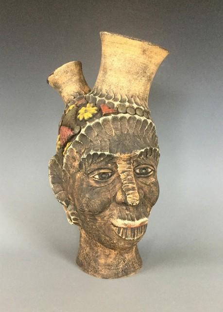 , 'Gargoyle Vase,' 2018, Eutectic Gallery