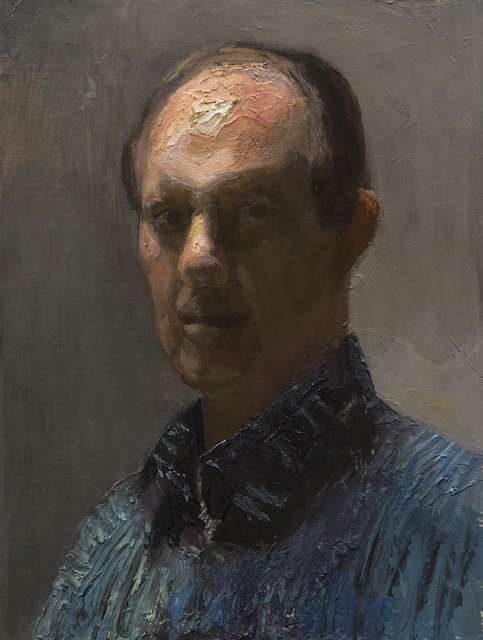 , 'Self Portrait,' 2016, Grenning Gallery