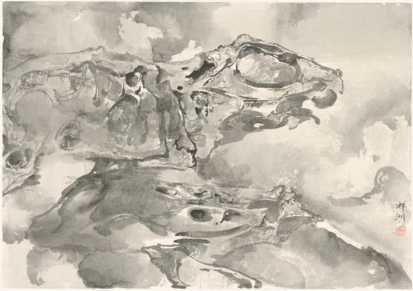 , 'Swirling Grotto 洞石旋回,' 2016, Ink Studio