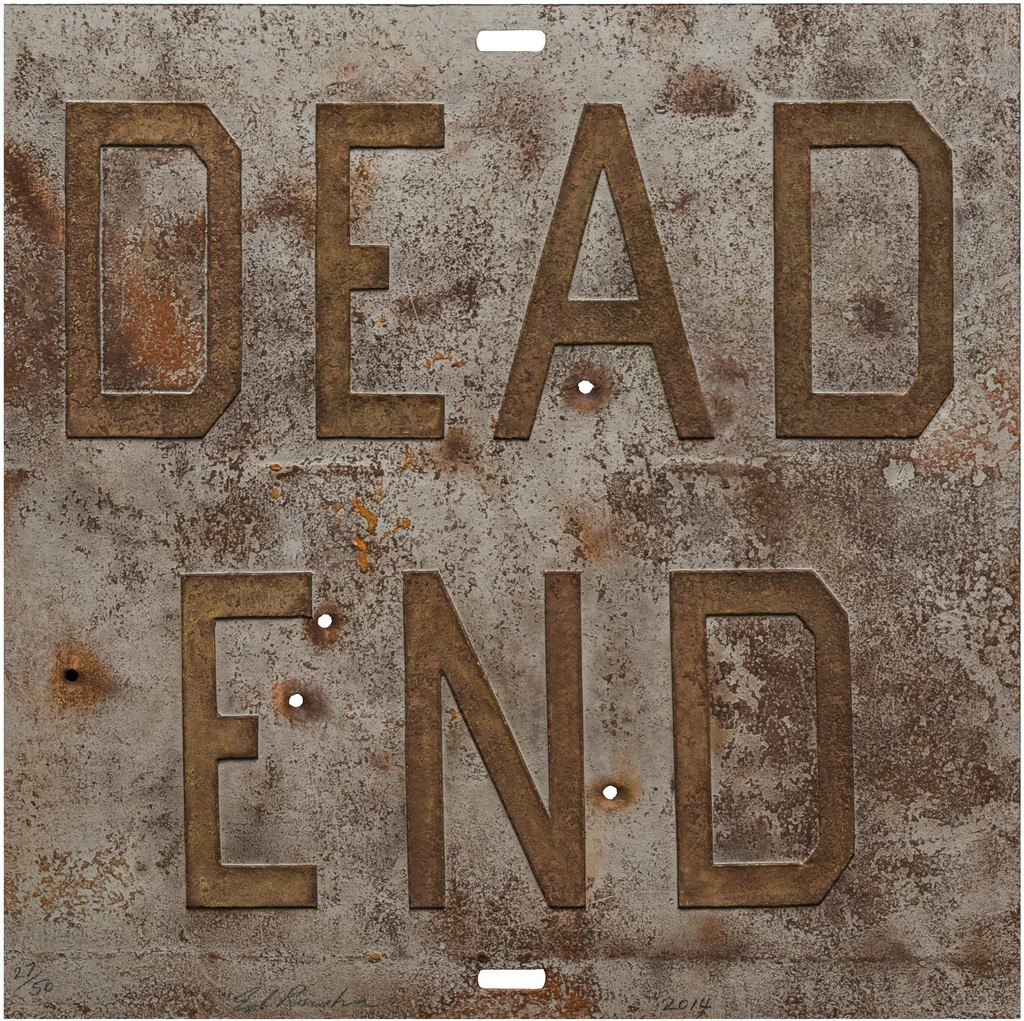 Rusty Signs - Dead End 1
