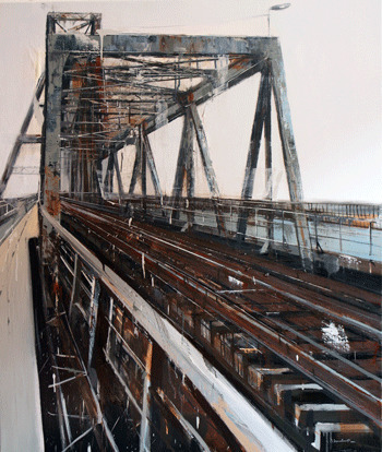 , 'Long Bien Bridge #7,' 2012, Ai Bo Gallery