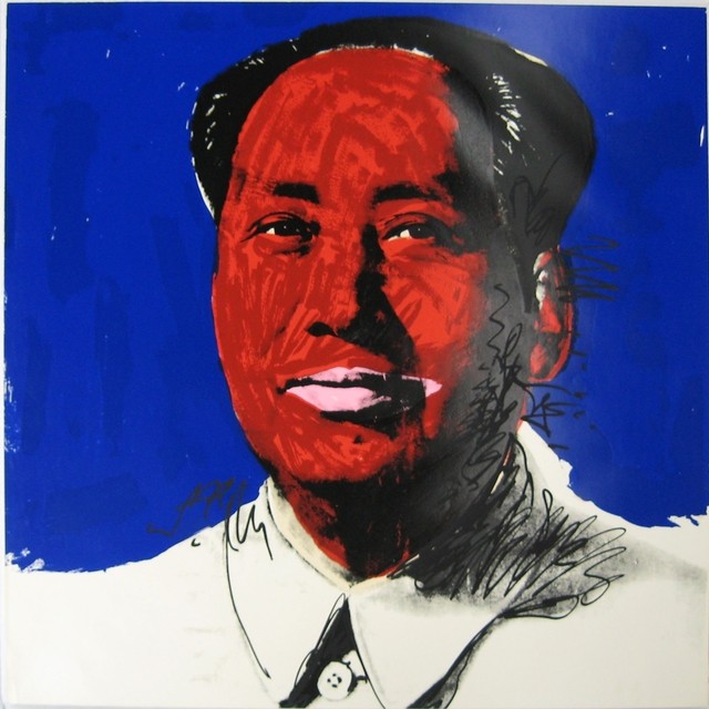 Andy Warhol, 'MAO ', 1972, HG Contemporary