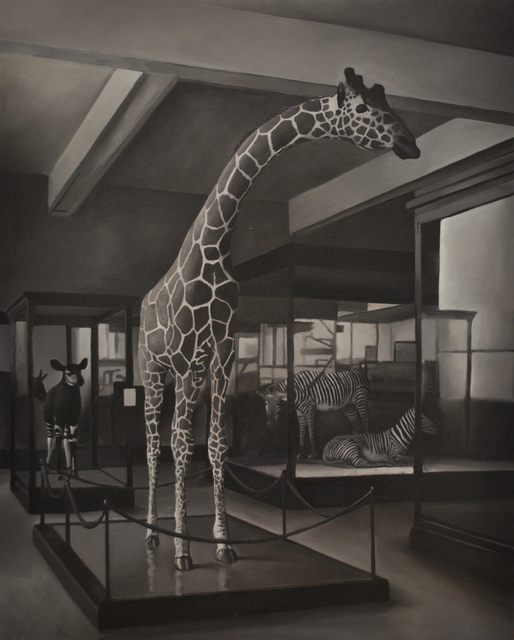, 'Giraffe,' 2014, Jonathan Novak Contemporary Art