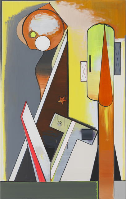 , 'Capital V,' 2015, Tanya Bonakdar Gallery