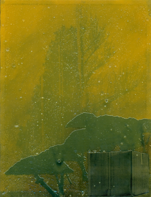 , 'Fake tree man (Third) III,' 2014, Arróniz Arte Contemporáneo