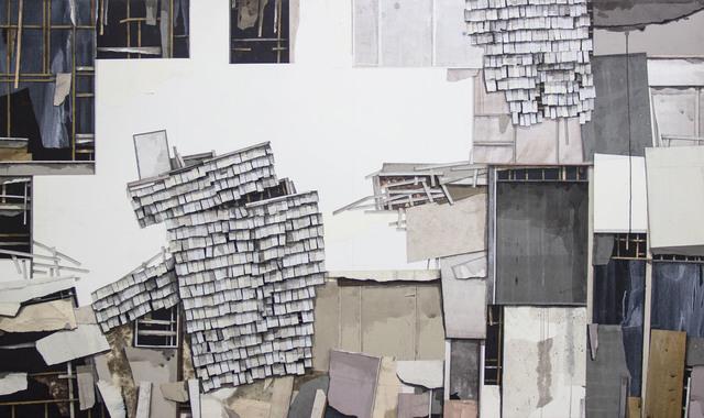 , 'Fragments,' 2017, BoxHeart