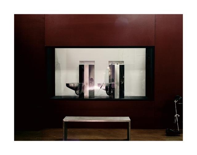 , 'J. Dean Installation L'Uomo Vogue,' , Milk Gallery
