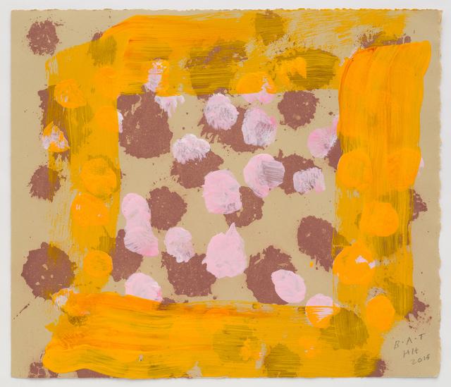 , 'Raspberry Crumble,' 2015-2016, Alan Cristea Gallery