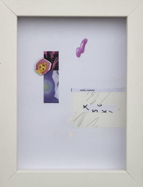 Nana Mandl, 'Matter realised', 2016, Galerie Lisa Kandlhofer