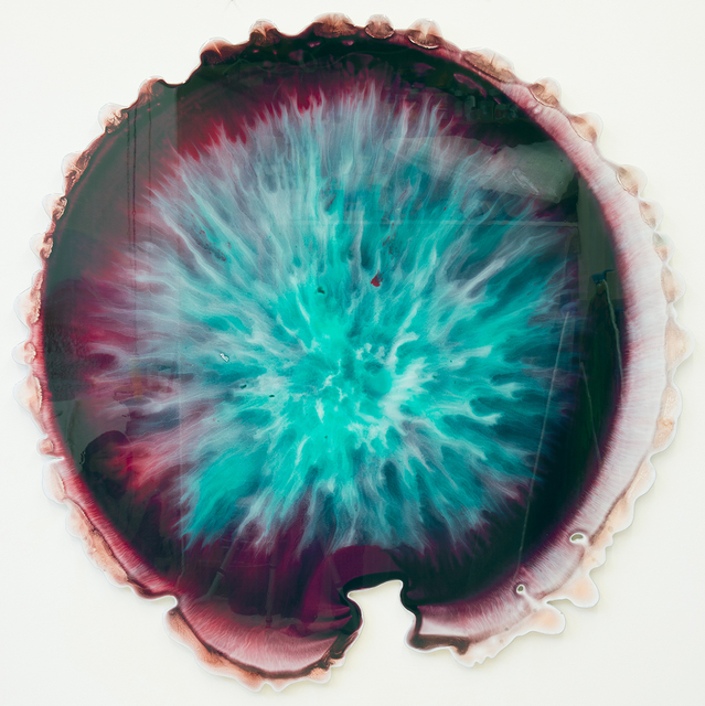 Wolfgang Ganter, 'WBM(rot+gr)+4xblush', 2016, galerie burster