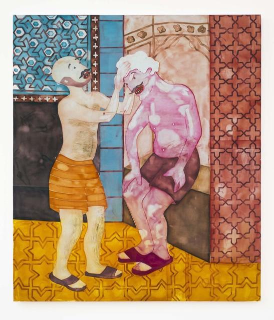 , 'I hear you buddy,' 2018, Western Exhibitions