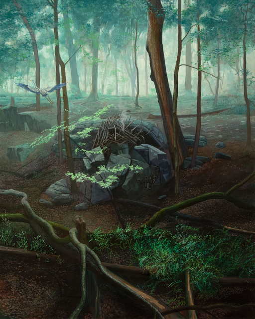 , 'Forgotten II,' 2020, Gallery Poulsen