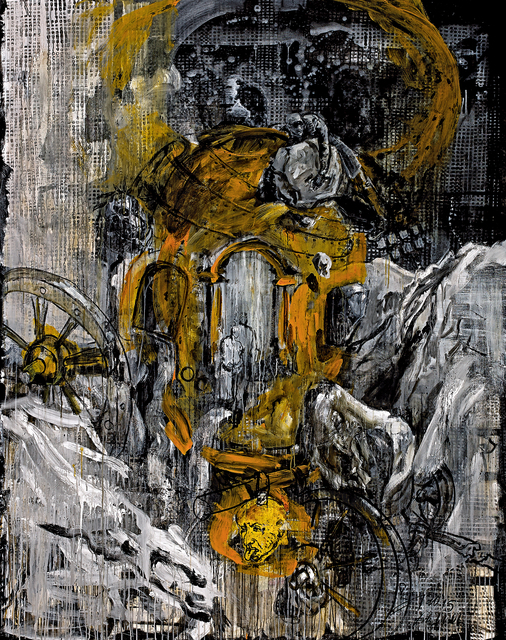 , 'Goldenes Zeitalter (Golden Era ),' 2015, Galerie Herold