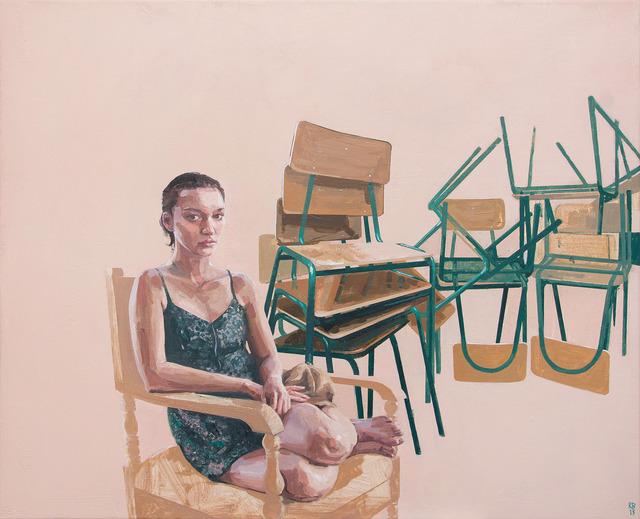 , 'TOME ASIENTO,' 2013, LGM Arte Internacional