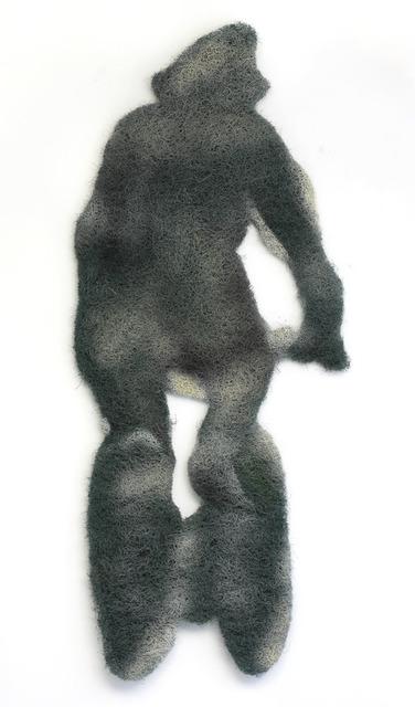 , 'Cyclist,' 2010, David Nolan Gallery