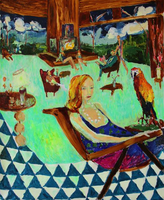 , 'Manafaru,' 2017, Susan Eley Fine Art