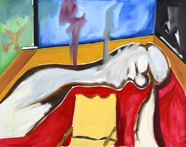 , 'Yellow Chair,' , Exhibit No. 9