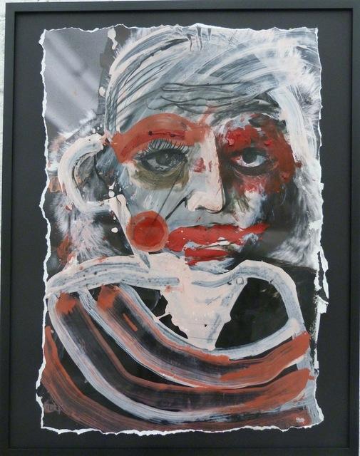 , 'Chess Boxer,' 2017, Die Kunstagentin