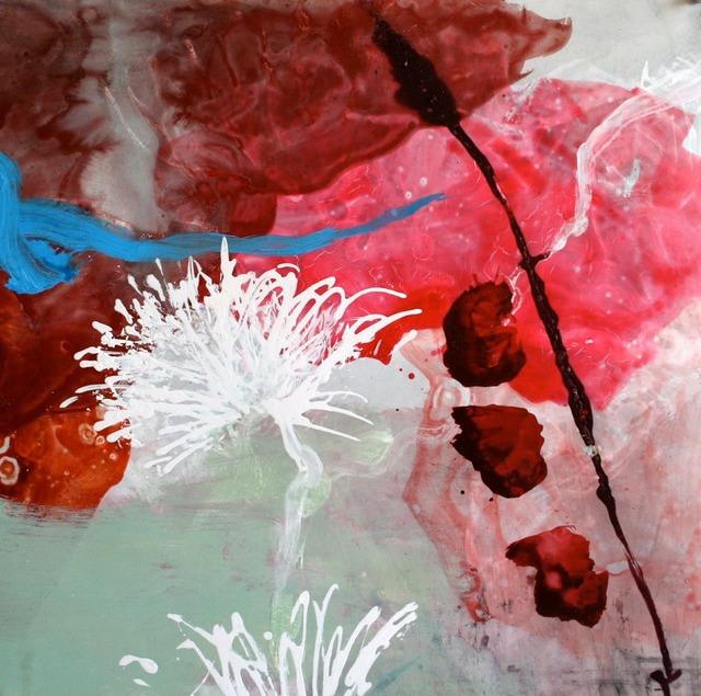 , 'Aqua Flora #5,' , Gail Severn Gallery