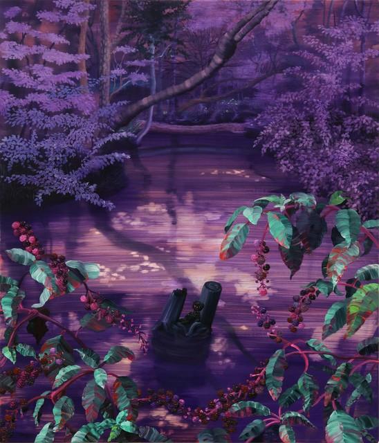 , 'Inkberry,' 2016, Mizuma Art Gallery