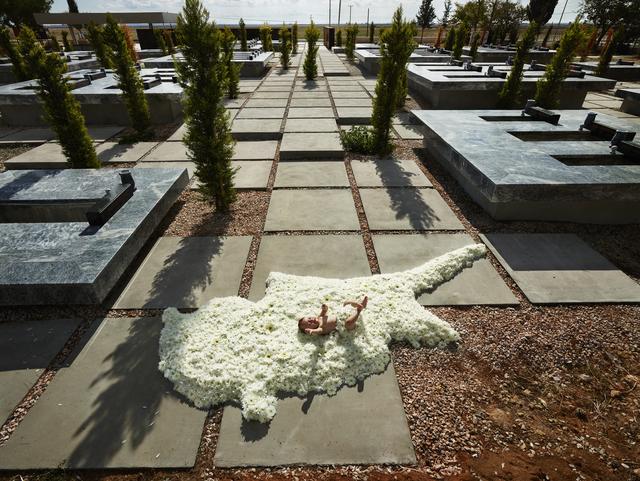 , 'Mavi Burcel  Santalary cemetery, Northern part, 2017,' 2017, Mizuma Art Gallery