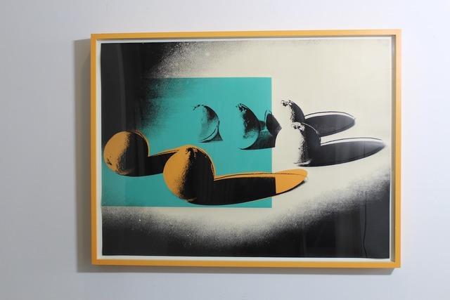 Andy Warhol, 'Space Fruit: Oranges (FS II.197)', 1978, Print, Screenprint on Strathmore Bristol paper., Revolver Gallery