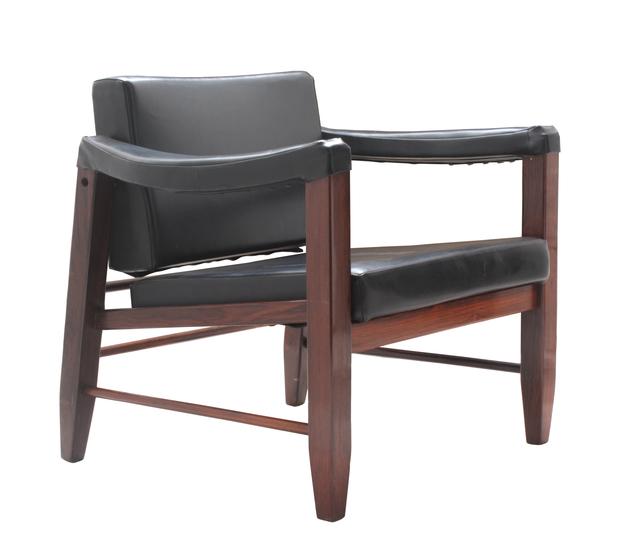 , 'Poltroninha armchair,' 1960, Legado Arte