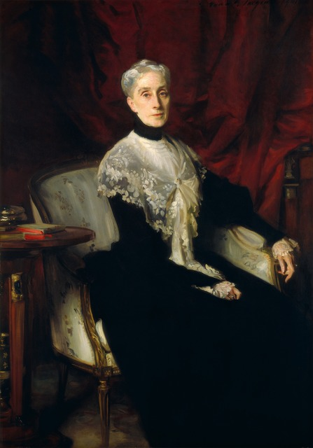 John Singer Sargent, 'Ellen Peabody Endicott (Mrs. William Crowninshield Endicott)', 1901, National Gallery of Art, Washington, D.C.
