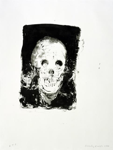 Cecily Brown, 'Aujourd'hui Rose', 2005, Print, 4 color lithograph, Gemini G.E.L.