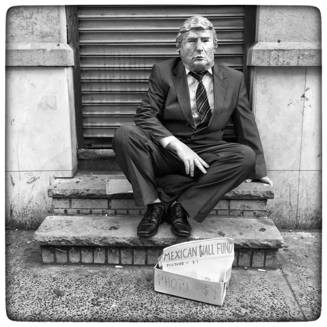 , 'Mexican Wall,' 2016, The Schoolhouse Gallery