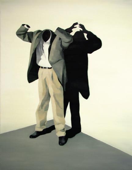 , 'Black Painting No.68,' 2008, Primo Marella Gallery