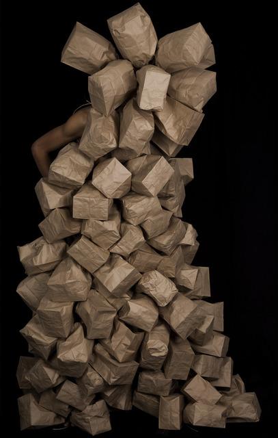 , 'Untitled (Shoulder),' 2012-2014, CONNERSMITH.
